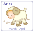 Aries - March - April