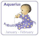 Aquarius - Jan 20 - Feb 18