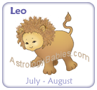 Leo - July - August