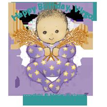 Happy Birthday, Virgo! copyright Marian Buchanan, AstrologyBabies.com